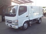 キャンター 高圧洗浄車 圧力300Kg/cm2
