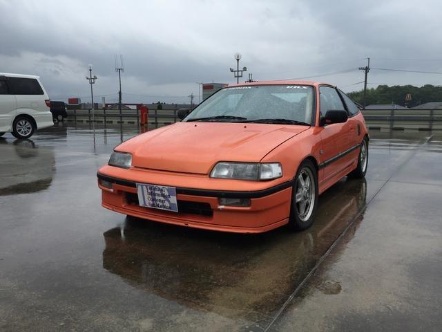 ホンダCR-X