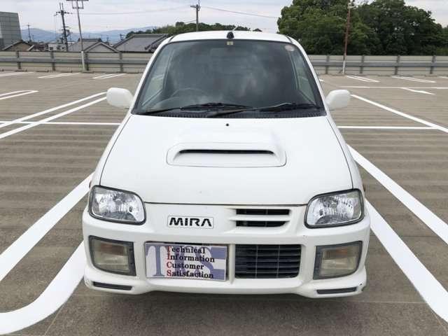 ミラ 660 TR-XX アバンツァートR