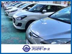 アツミモータース渡津店 :車検整備ライン完備!! 車検、点検整備も同時に出来る便利さ。展示台数も豊富です。