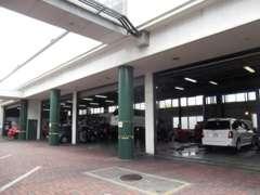 ☆国土交通省広島運輸局指定整備工場です。アフター面を安心☆