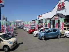 常時50台以上の展示車両から中古車リースをご利用頂けます!♪
