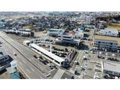日本最大中古車サイトとの提携により、全国10万台から優良な中古車を探すことも可能です!店頭に無い車も一緒に探させて下さい!