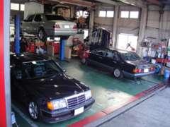 自社認証工場完備!全車3ヶ月または3000キロ保証付です!!