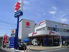 この看板と小田急・東急バス停「鎌田」が目印です!!