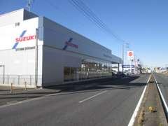 2018年12月にリニューアルオープンしたメーカー直営のお店です。
