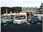 【展示場】広大な展示上にはクルマがずらり!新車も置いているので、たくさんの車の中からご予算に合ったお車をお探しください!