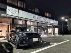 MINI正規ディーラー  MINI NEXT Kodaira  東京都小平市花小金井4-5-19 電話042-479-0357 新青梅街道沿い