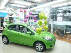 当店新車中古車併売店になります。新車と悩まれている方も是非