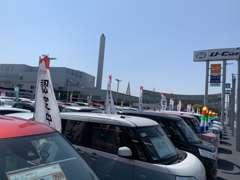 関西最大級のトヨタディーラー店のカローラ南海金岡プラザを体感して下さい!!