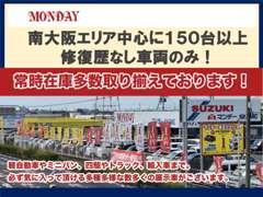国道26号線(第2阪和)沿いのこの看板を目印にお越し下さい。