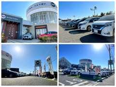 雨の日でも安心!屋内展示場完備!!見て、触って、体感!店内イベントも盛りだくさん!埼玉県、クルマのテーマパーク!