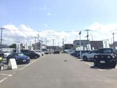 札幌市で最大級の展示場を是非ご覧下さいませ!