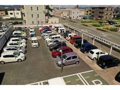 軽自動車からコンパクト・セダン・ミニバンまで、トヨタ車以外も幅広い車種を取り揃えております。