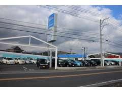 当店は周南エリアにございます。トヨタ車はもちろん、他メーカーのことならなんでもご相談くださいませ。