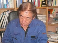◆会長 林田玉樹◆長年の経験と実績から、的確な判断を下します。この創業者の想いを全社一丸となり継承していきます。