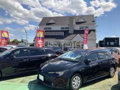 長岡市の喜多町交差点降りてすぐ!高品質車が勢ぞろいです!