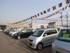 展示車の一部です☆軽~ミニバンまで幅広く取り揃えております♪