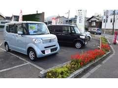 人気の軽自動車も多数展示しております!札幌・旭川の当社300台以上の在庫もご紹介できます!安心の保証付です!