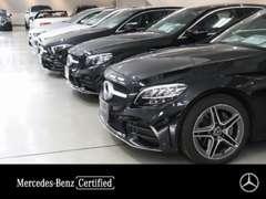 本社ビル3Fフロアには九州初のメルセデス・ベンツ認定中古車屋内展示場【Mercedes-Benzギャラリー】がございます。
