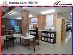 陸運局指定工場併設。Hondaのサービスマンがまごころこめて整備いたします。空気圧調整や洗車だけでもお気軽にご利用ください♪
