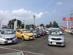 お買い得のデモカー多数ご用意しております(^^)