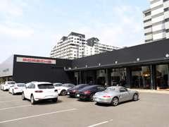 安心と信頼のポルシェセンター神戸に是非お任せください。