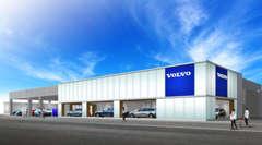 福井県唯一のVOLVO正規ディーラーとしてグランドオープン!