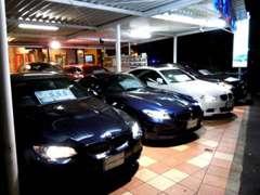 BMW専門店として色々なノウハウを持っております!