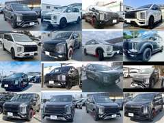展示車・デモカー多数ご用意!新型デリカ大量値引き販売実施中