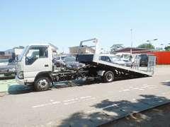 突然の事故や故障などにも対応修理・車検もOKです!