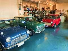 英国車、欧州車を得意としております。お客様のお車選びのお手伝いさせていただきます。お気軽にお問合せください。