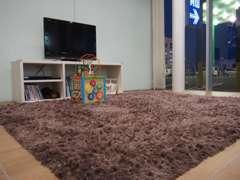 キッズコーナーです!おもちゃやDVDなど揃えております。小さなお子様も大歓迎です!