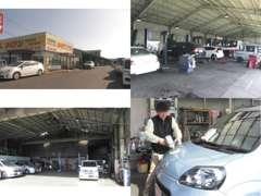 福祉車輌に精通した整備スタッフが架装装置の清掃点検、車検・整備・修理を実施。内外装クリーニングで綺麗にして納車致します。