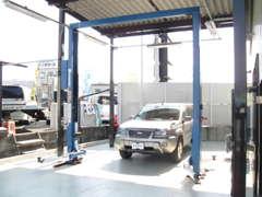 オイル交換、一般整備、タイヤ交換だけでもお気軽にお問い合わせ下さい。