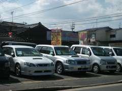 色々な御車を揃えてます☆ お気軽に御来店&お問い合せ下さい!
