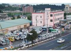 渋川インターから沼田方面に向かって頂くと右側にあります。ご来店、心よりお待ちしております!※「吾妻新橋南」信号機を右折。