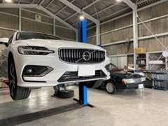 ボルボ中古車を全店総数150台程を展示中。ボルボ整備実績1万台以上。国内最大級のボルボ専門店です。