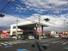 関越自動車道・高崎ICより、お車で約10分のところです!