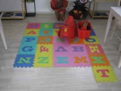 お子様の為にもキッズルームを完備してます、子供も喜んで時間を忘れて遊んでますよ!