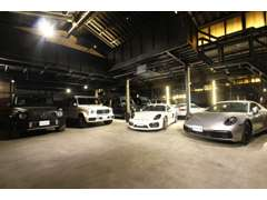 ショールームに展示されていない車輌も多数御座います。