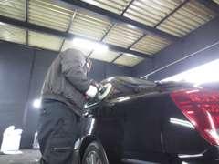 当店販売車両は全車、整備点検・磨き・コーティング・室内スチーム清掃を施工させて頂いてからのご納車になりますので安心です☆