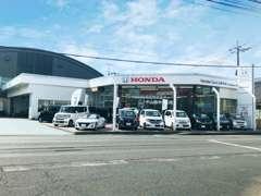 HONDA認定中古車を豊富に取り揃えてみなさまのご来店をお待ちしております