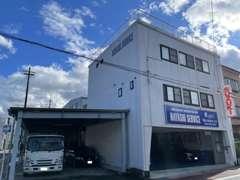 岐阜市忠節町で自動車整備販売を営んでいます丸岐林サービスです