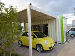 展示場です!軽自動車をメインに多数取り揃えております!注文車以外も受け付けております。