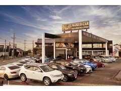 新車・中古車販売・車検および一般修理・板金修理・各種保険代理店業務、メンテナンスなどを行っております!