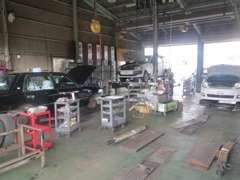 さまざまなニーズに的確に対応できることこそ、私達田中自動車のご提供する自動車サービスの役割です。
