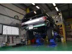 厳選された車両と徹底したチェックと整備を行なっております。