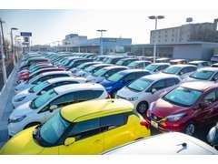 全国の自社在庫は30,000台!ピッタリの車が必ず見つかります!