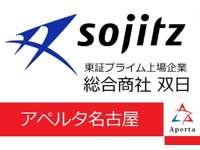 アペルタ名古屋「総合商社双日/三和サービス グループ」高級車専門 低金利1.7%